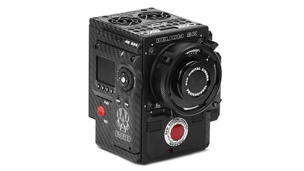 RED Weapon Helium 8K