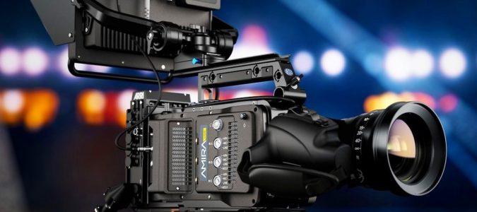 Arri Introduces the Amira Live Super 35 Live TV Camera